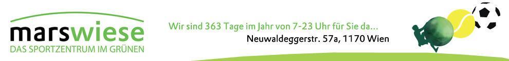 Sportzentrum Marswiese Logo