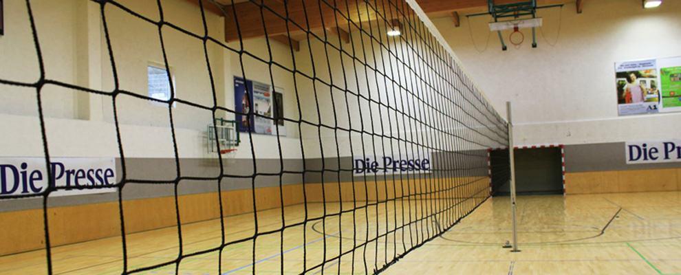 Ballspielhalle Volleyball
